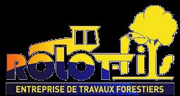 Rolot & Fils travaux forestiers logo