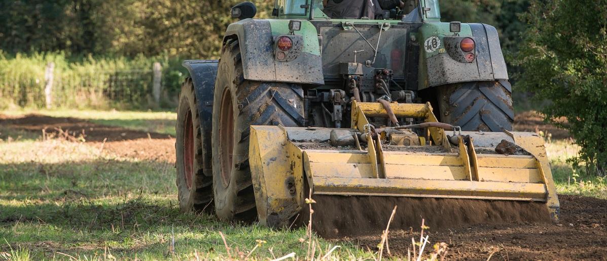 Gyrobroyage en profondeur des souches - Rolot et Fils SA