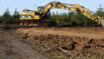 Permalink to: Remise en état de chemins forestiers