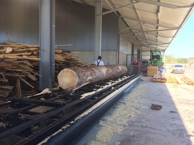 Sciage de boisà façon Rolot& Fils SA # Sciage De Bois A Domicile